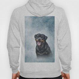 rottweiler dog Hoody