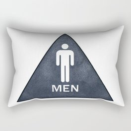 Men Rectangular Pillow