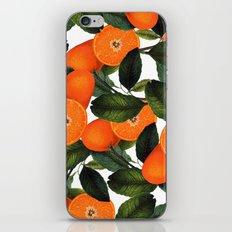 The Forbidden Orange #society6 #decor #buyart iPhone & iPod Skin