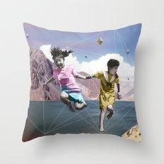Espace Throw Pillow