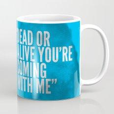 Badass 80's Action Movie Quotes - Robocop Mug
