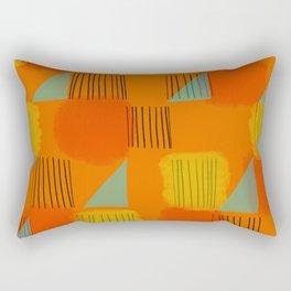 Flags 2 Rectangular Pillow