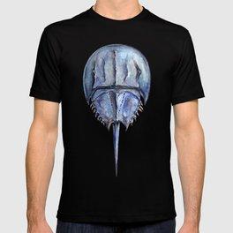 Horseshoe Crab Blues T-shirt