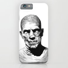 Death, Eternal Punishment For Anyone Who Opens This Casket iPhone 6s Slim Case