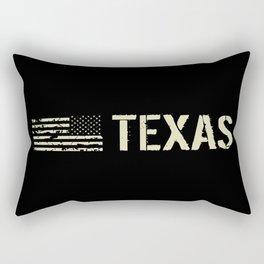 Black Flag: Texas Rectangular Pillow