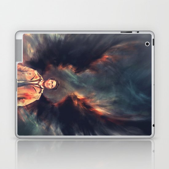 The Angel of the Lord Laptop & iPad Skin