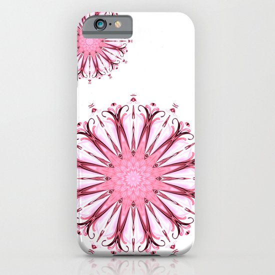 Sanskrit pink iPhone & iPod Case
