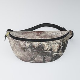 Vintage Watercolor Horse & Carriage Fanny Pack