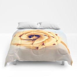 Sweetgrass Rose Comforters