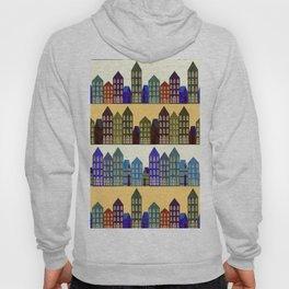 Houses Pattern 2 Hoody
