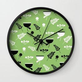 Sandstorp Wall Clock