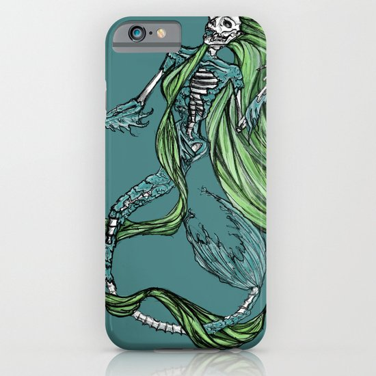 Death of a Siren iPhone & iPod Case