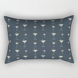 Martini Bianco Rectangular Pillow