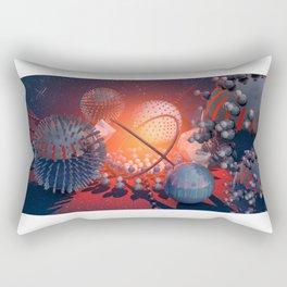 Space Cadet  Rectangular Pillow
