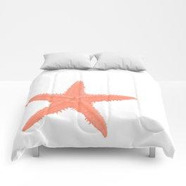Coral Starfish Comforters