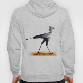 Secretary Bird Hoody