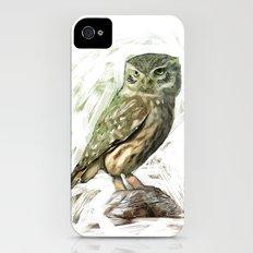 Olive Owl iPhone (4, 4s) Slim Case