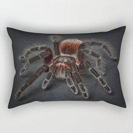 The Scary Spider Rectangular Pillow