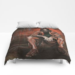 """The Dude, """"You pissed on my rug!"""" Comforters"""