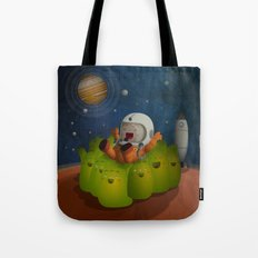 Welcome to mars! Tote Bag