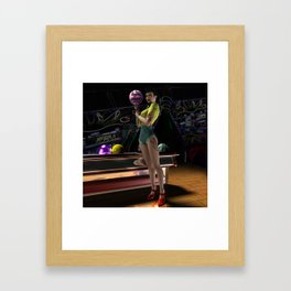HTS Framed Art Print