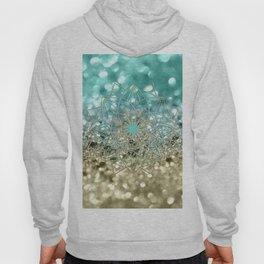 Star Mandala on Lemon Twist Beach Glitter #4 #shiny #decor #art #society6 Hoody