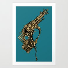 marooned Art Print