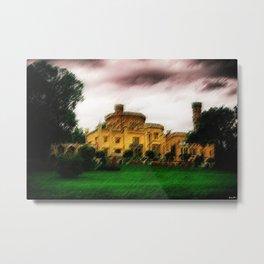 It Happened One Night (In Potsdam) Landscape Painting by Jeanpaul Ferro Metal Print