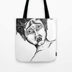 The Bug Lady Tote Bag