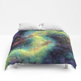Cosmic dust Comforters