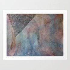 The Lines on a Dragon's Tooth' Art Print