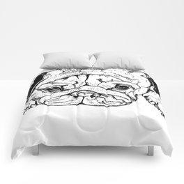 Pug! Comforters
