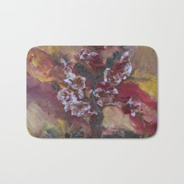 Chastisement of Our Peace Bath Mat