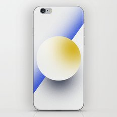 Shape Studies: Circle IV iPhone & iPod Skin