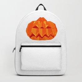 Origami Pumpkin Backpack