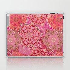 Boho Floral Mandela 3 Laptop & iPad Skin
