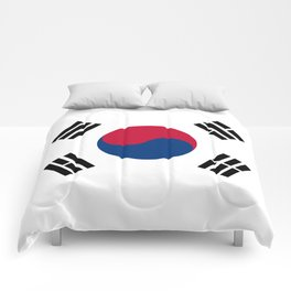 South Korean Flag Comforters
