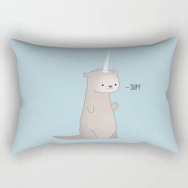 Otterly Magical Rectangular Pillow