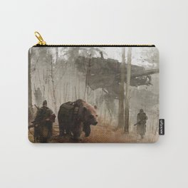 1920 - into the wild Carry-All Pouch
