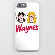 Wayne's Double Slim Case iPhone 6s