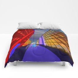 city -w2- Comforters