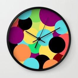 Festa da decoração moderna Wall Clock