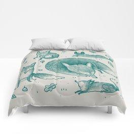 Fox Pattern Comforters
