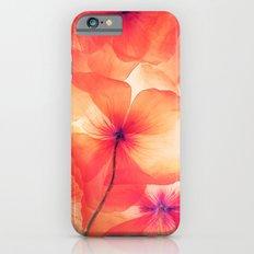 Photo flower Slim Case iPhone 6s