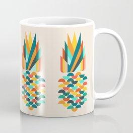 Groovy Pineapple Coffee Mug