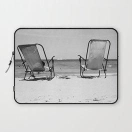 Beach Life - Gone Swimming Laptop Sleeve