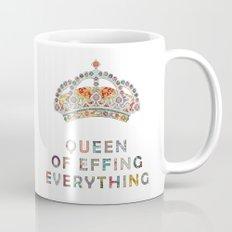 her daily motivation Mug