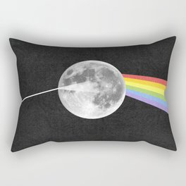 Dark Side of the Moon. Rectangular Pillow