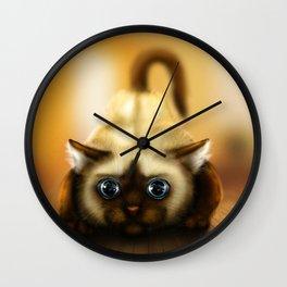 Silent Killer Wall Clock
