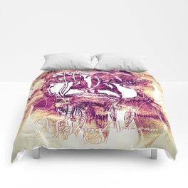 Female Sasquatch Series Comforters